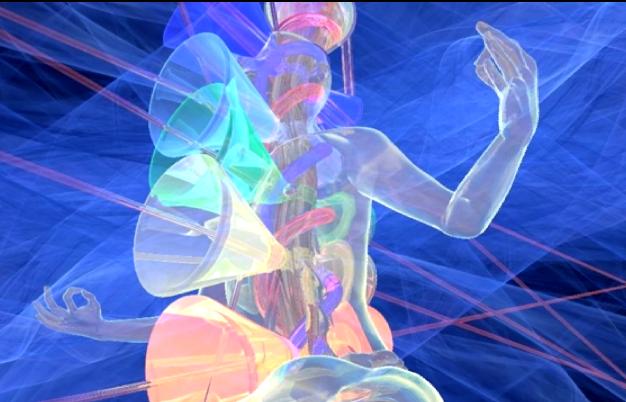 Энергетическая проточность человека