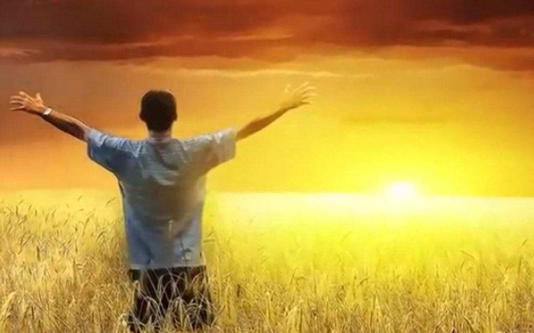 Утреннее приветствие,очищение, обмен энергиями любви, настройка на день!