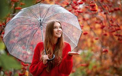 Осенний сонет. Впечатления.
